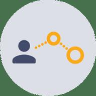 user journey icon
